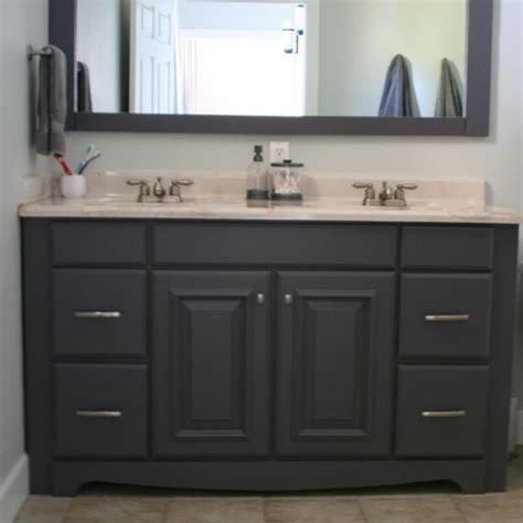 painting bathroom vanity black best 25 painting bathroom vanities ideas on pinterest