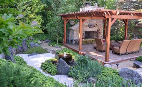 japanese style patio tips to decorate deck with japanese style