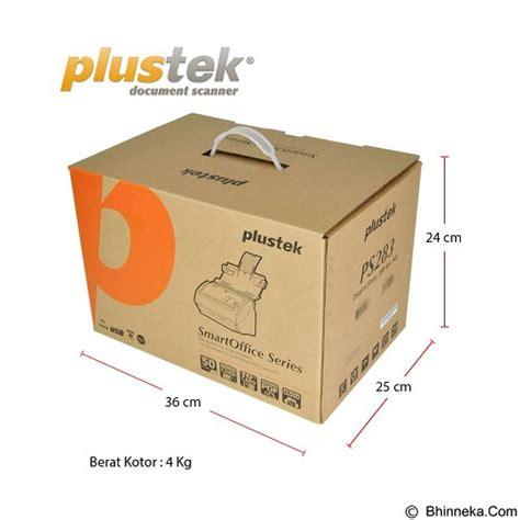 Plustek Adf Scanner Smartoffice Ps283 jual plustek smartoffice ps283 software ljk murah