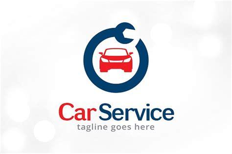 Car Service Company by Car Service Logo Template Logo Templates Creative Market