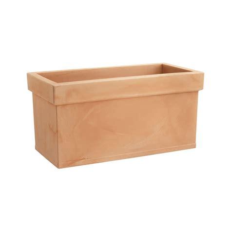 vasi rettangolari vaso a cassetta rettangolare themis nicoli