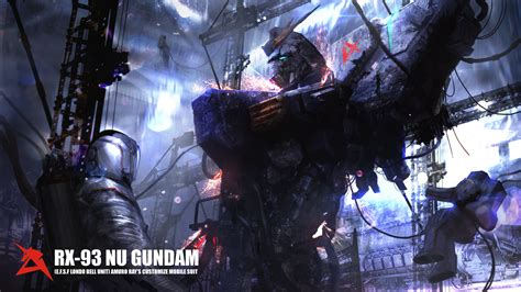 gundam wallpaper gundam guy rx 93 v gundam nu gundam hd poster