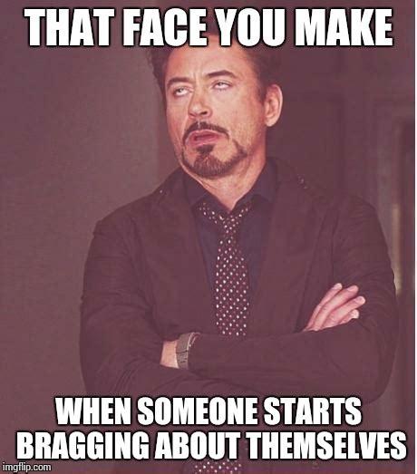 How Do You Make Memes On Facebook - face you make robert downey jr meme imgflip