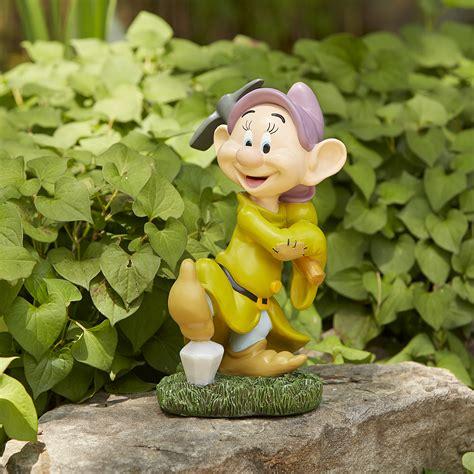disney disney statue dopey outdoor living outdoor decor lawn ornaments statues