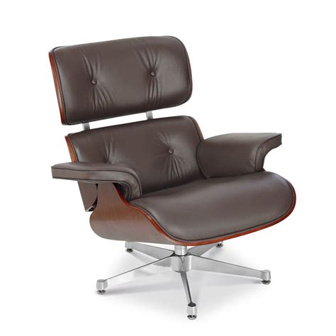 Eames Lounge Chair Palisander by Eames Lounge Chair Brown With Palisander 163 680 65