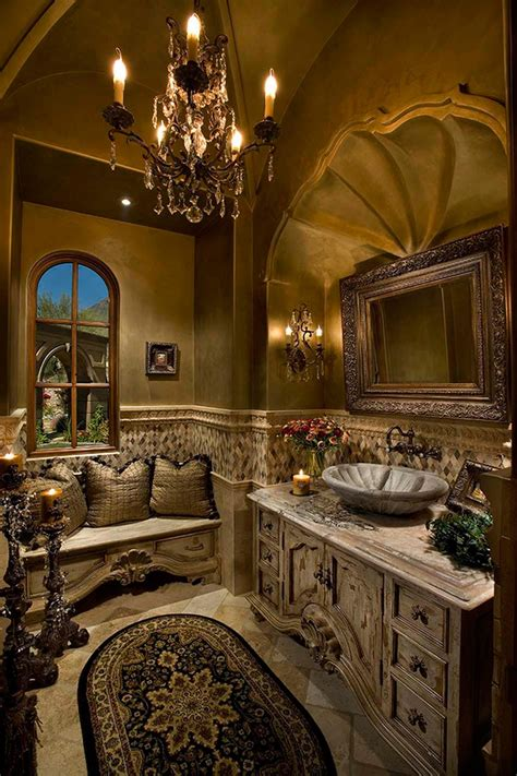 rich warm and beautiful tuscan bedroom architecture and id 233 es de d 233 coration inspirantes pour rendre nos toilettes