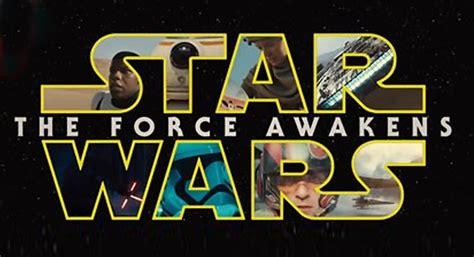 star wars 7 elsa a succomb la force de ses pouvoirs bande annonce star wars episode vii le r 233 veil de la