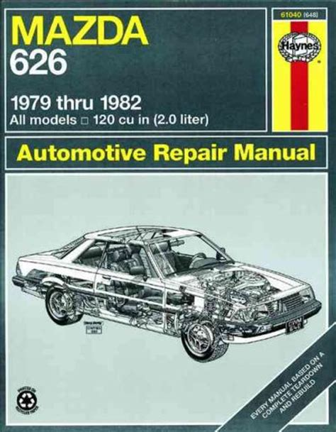 what is the best auto repair manual 1979 buick riviera regenerative braking mazda 626 rwd 1979 1982 haynes service repair manual sagin workshop car manuals repair books