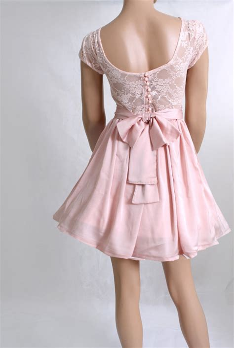 Sateen Pink Longpants pale pink blush bridesmaid wedding cocktail