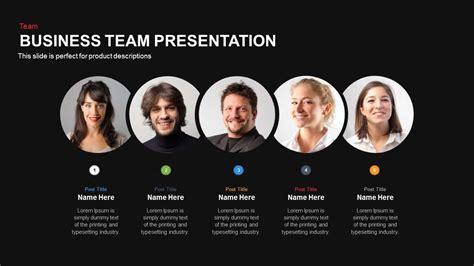 Business Team Presentation Slidebazaar Team Presentation Template