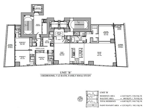club floor plan turnberry ocean club luxury condo property for sale rent