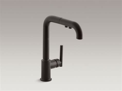 Kohler Purist Kitchen Faucet Standard Plumbing Supply Product Kohler K 7505 Sn Purist Primary Pullout Kitchen Faucet
