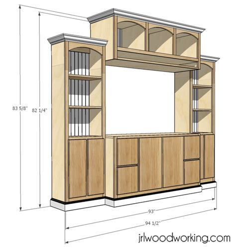 entertainment center woodworking plans basic entertainment center building plans plans diy free