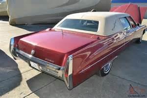 1971 Cadillac Fleetwood 75 1971 Cadillac Fleetwood Factory Limo Series 75