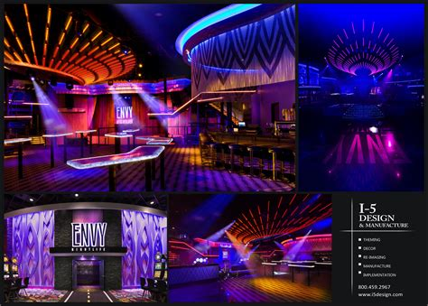 envy nightlife at the route 66 casino i 5 design