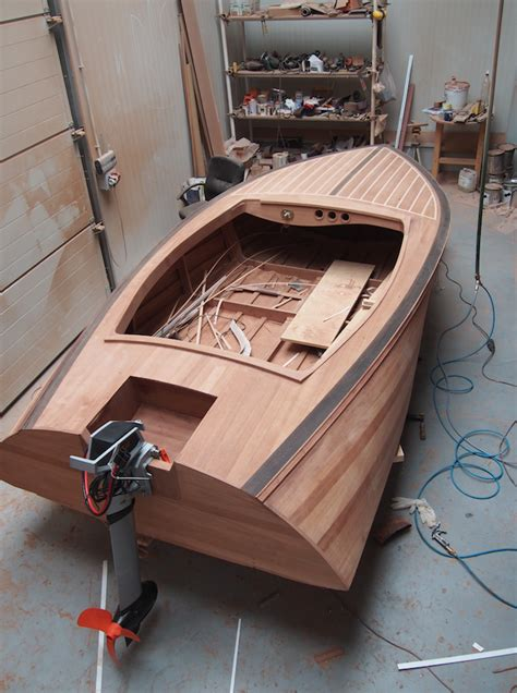wooden boat plans runabout classic wooden boat plans