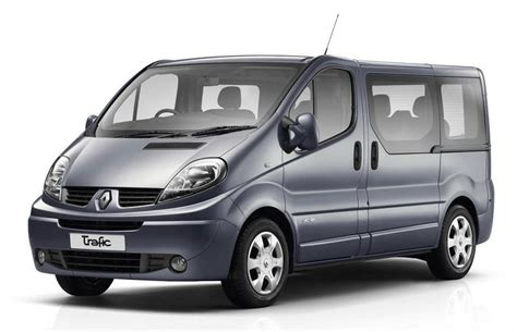 renault minivan renault trafic minivan mpv 2011 reviews technical