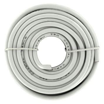Kabal Rg6 20 Meter By Ons Parabola q link coax kabel rg6 10 meter wit audio