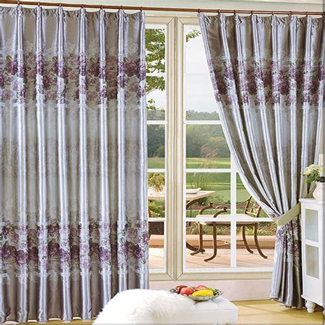 Grey And Purple Curtains Grey Vintage Curtains Images