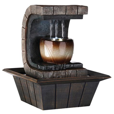 water fountain for home decor indoor fountains 16 really cool indoor water fountain decorations style