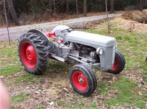 Used Farm Tractors For Sale Ferguson To30 2004 03 24