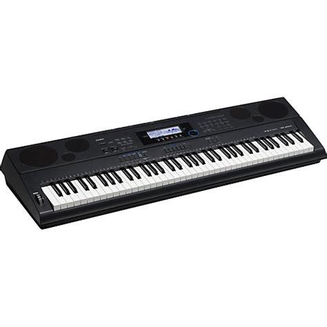 Keyboard Casio Wk 7000 casio wk 6500 76 key digital keyboard workstation musician s friend