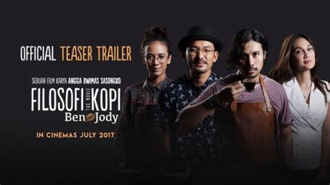 youtube film indonesia filosofi kopi filosofi kopi 2 indonesian talent