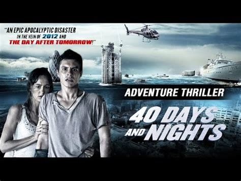 film adventure thriller terbaik 40 days and nights disaster movie hollywood movie