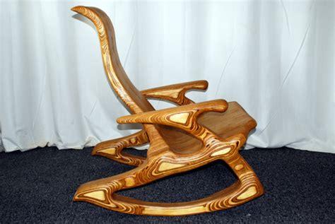 sculptured rocker australian wood review