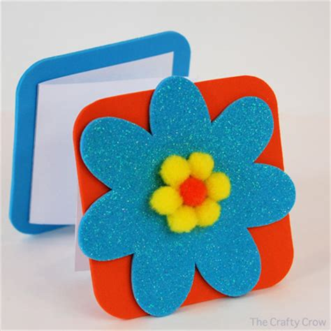 Foam Paper Craft - mini craft foam accordion books family crafts