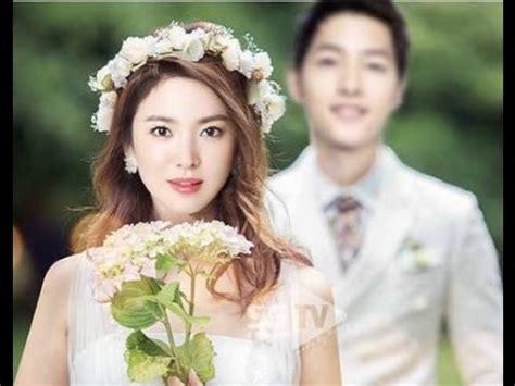 Wedding Song Hye Kyo by Song Joong Ki Song Hye Kyo Wedding Photography Forever
