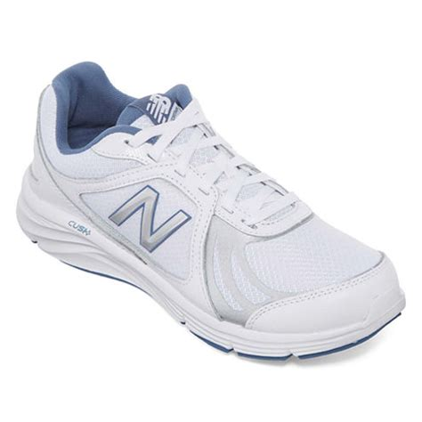 shoes at jcpenney new balance 174 ww496 womens walking shoes jcpenney