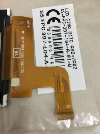 Touchscreen Mito A82 lcd mito a82 librajaya grosir sparepart hp murah