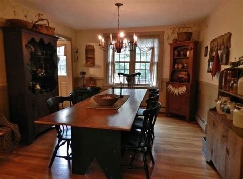 colonial dining room 17 best images about primitive dining rooms on pinterest