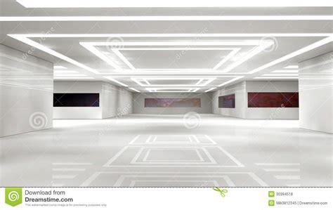 Garage Plans With Storage scifi interior royalty free stock photos image 30394518