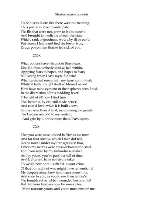 sonnet 122 thy gift thy tables are within my brain poem shakespeares sonnets william shakespeare