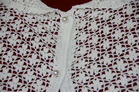 Modèles Rideaux Crochet Ancien by 2015 Dentelles Au Crochet De Mode Printemps 233 T 233 Hauts