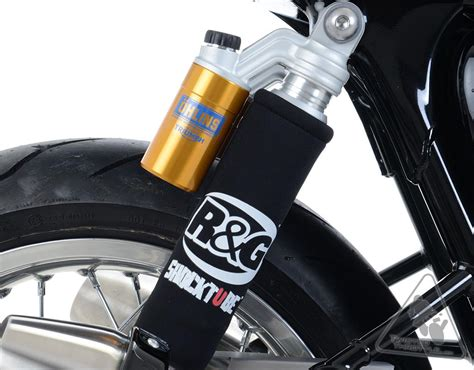 Easy Tag Rear Shock Protector shock10bkfront r g shocktube shock protector for select bmw triumph yamaha motorcycles
