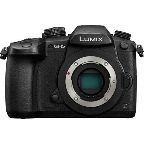 panasonic lumix dmc gh5 kit with 12 35mm f 2 8 ii lens