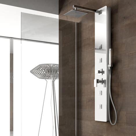 pannelli doccia idromassaggio pannello doccia idromassaggio in vetro temperato da 8 mm