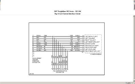 freightliner amu wiring diagram freightliner starter