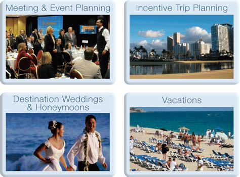 advantage travel event planning