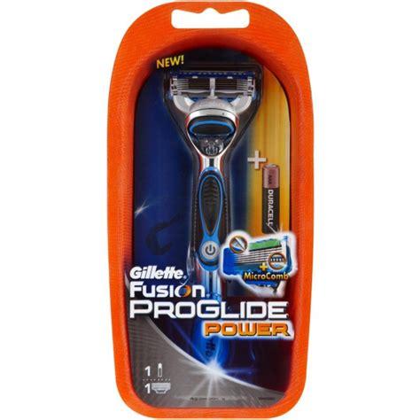 Gillette Fusion Power Razor gillette fusion proglide power razor 1 cartridge