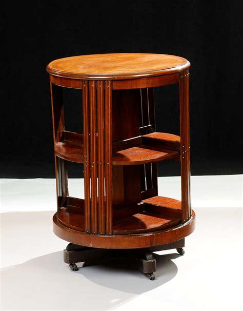 librerie genova libreria girevole cilindrica xix secolo antiquariato e
