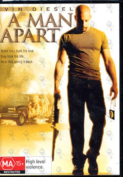 a man appart a man apart a man apart dvds rare records