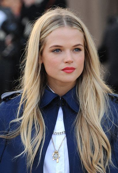 blonde hairstyles middle parting gabriella wilde endless love angels pinterest