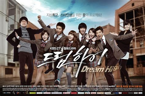 film drama korea k drama dream high my asian movie drama