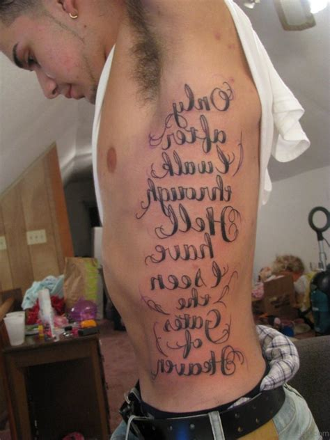 tattoos for men on ribs 73 best rib tattoos for