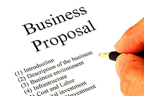 membuat proposal bisnis yang menarik contoh proposal usaha yang menarik agar diterima bank
