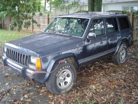 1989 Jeep Laredo 4x4 1989 Jeep Gilbert Jeeps And 4x4 S